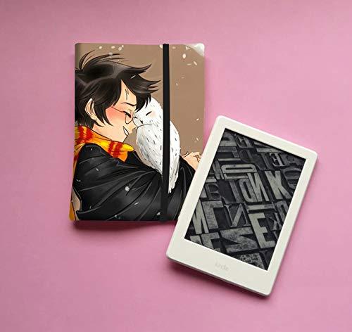 Capa para Kindle Harry e Edwirges