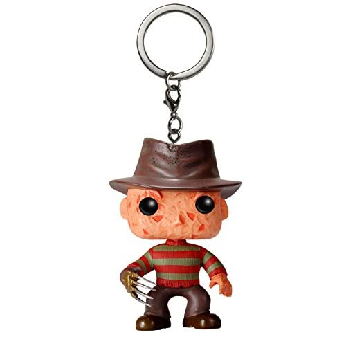Funko- Pocket Pop Keychain Horror Freddy Krueger, 4870