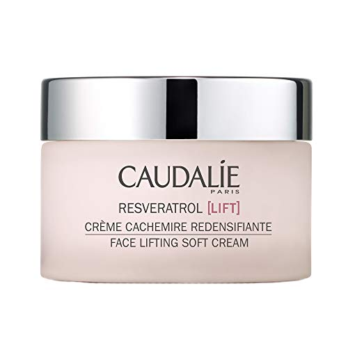 Caudalíe Resveratrol Lift Face Lifting Soft Creme Tratamiento Facial - 50 ml