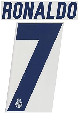 3b1c16cfa RONALDO  7 Real Madrid Home 2016-2017 Soccer Jersey Football Shirt Print  Name Number