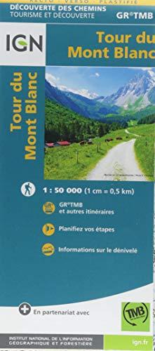 Tour du Mont-Blanc (2018) (Découverte des chemins)