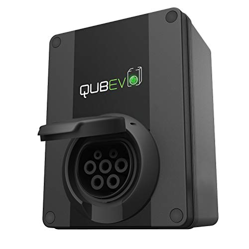 QUBEV EV Charging Point | Type 2 Socket