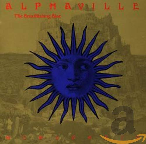 Alphaville: The Breathtaking Blue (Audio CD)