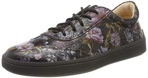 Think! Damen TURNA_585041 Sneaker, Schwarz (Sz/Kombi 09), 40 EU