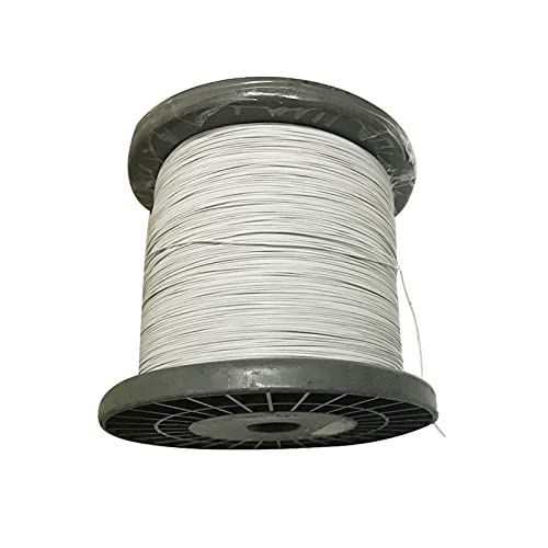 caihv-Alambres eléctricos, 10M 26AWG-36AWG Línea de Soldadura Ultrafina Alambre de unión, Cable...