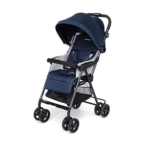 Foppapedretti Kinderwagen federleicht. blau