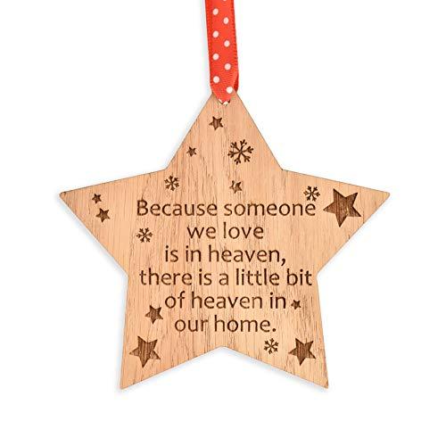 Personnalisés spécial décoration de Noël avec gravure Décoration de Noël souvenirs de Noël