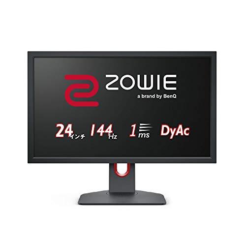 BenQ ZOWIE XL2411K 24型ゲーミングモニター Full HD/24型/144Hz/1ms/DyAc技術搭載
