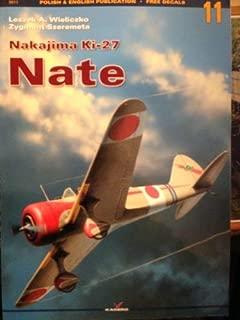 Monographs No. 11 - Nakajima Ki-27 Nate