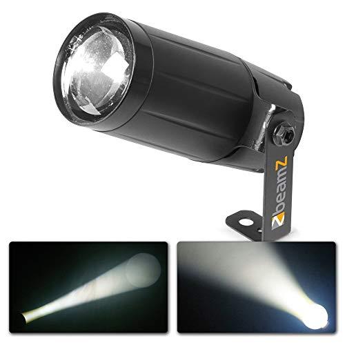 BeamZ PS6WB LED Pin Spot 6W Basic