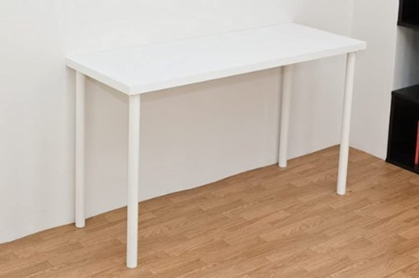 組み合わせ法廷代わりにを立てるサカベ 1200×450mmフリーテーブルTY-1245WHホワイト