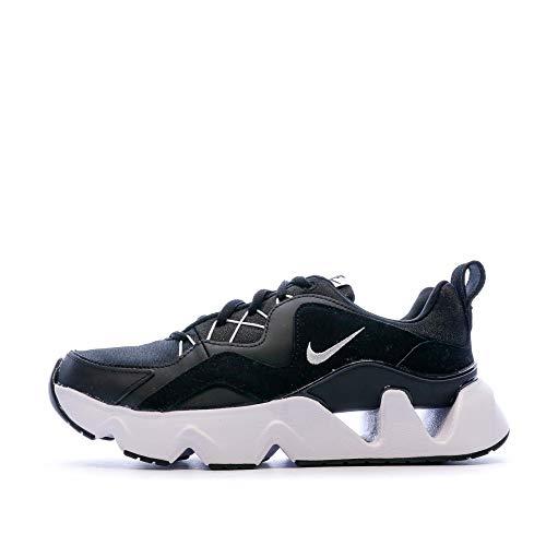Nike Wmns RYZ 365, Zapatillas de Trail Running Mujer, Multicolor (Black/White 003), 40.5 EU