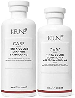 Keune Care Tinta Color Shampoo 10.1 fl oz and Conditioner 8.5 fl oz Duo