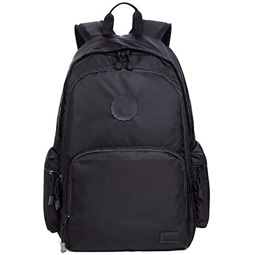 Nylon Cloth Travel Laptop Backpack Waterproof and Anti-theft Bag, 14/15.6 Inch Computer Business Backpack, Suitable for Ladies, Men, College Students Gifts, School Bags, Leisure Hiking Backpacks