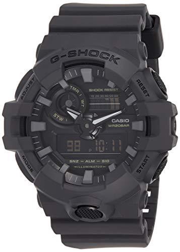 Casio G-Shock Herren Harz Uhrenarmband GA-700UC-8AER