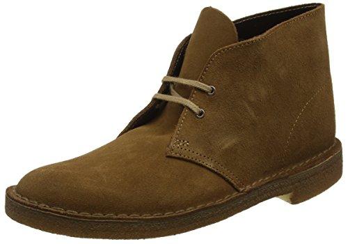 Clarks Desert Boot 001117676, Herren Desert Boots, Braun (Cola Sde), EU 41