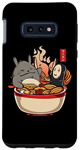 Galaxy S10e Ramen Pool Party - Great Kawaii Japan Anime Noodles Food Case