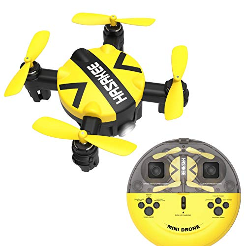 Visit the Mini Pocket Size Drone With Acrobatic Featires on Amazon.
