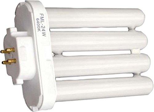 S+H Energiesparlampe 4-Rohr 83x145mm Sockel GX10-4 27 Watt 6500K 4PIN daylight