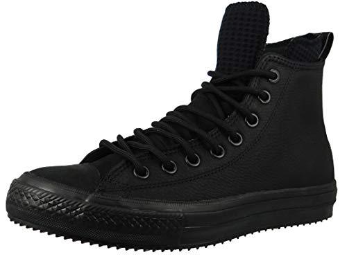 Converse Unisex-Erwachsene Chuck Taylor All Star Wp Boot Hohe Sneaker,Schwarz,48 EU