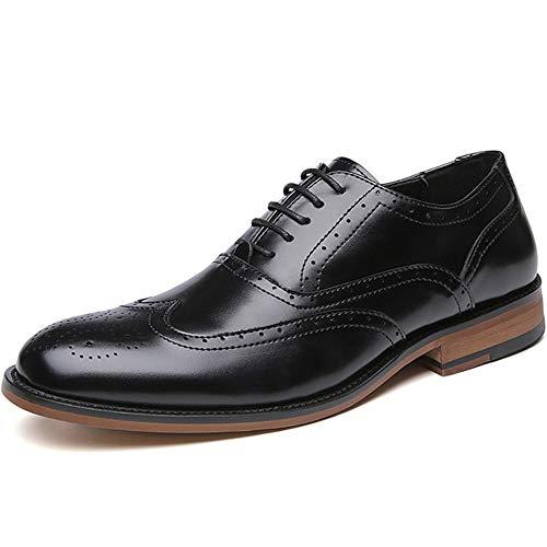N / A Zapatos de vestir bloque de pata de los hombres...
