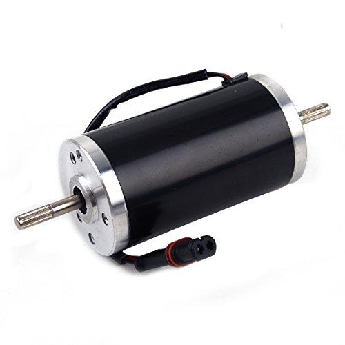 CITALL Moteur à air de Combustion 12 Volts 4500 TR/Min pour Le Remplacement du réchauffeur Eberspacher D4