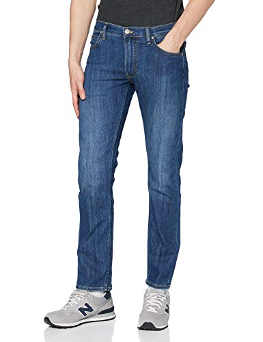 Lee Herren Daren Zip Fly Jeans, Blau (True Blue Hj), 36W / 30L