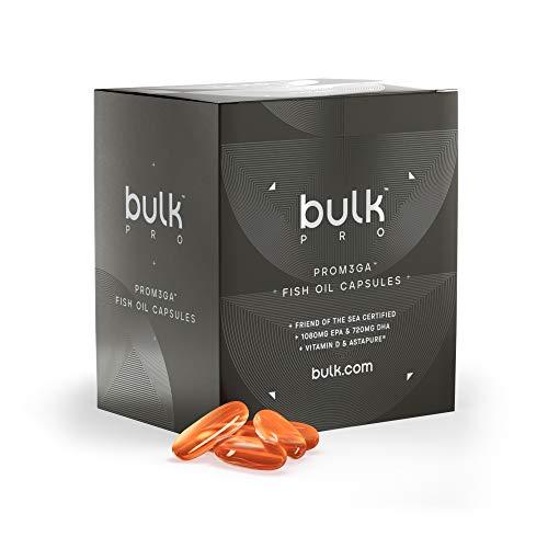Bulk PROM3GA Softgels, High Strength Fish Oil, Pack of 90, Packaging May Vary