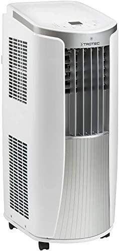 TROTEC Lokales mobiles Klimagerät PAC 2010 E mit 2.1 kW/7.200 Btu (EEK: A) 3-in-1-Klimagerät: Kühlung, Ventilation, Entfeuchtung
