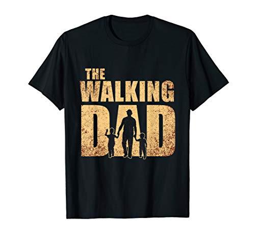 The walking Dad Vater Vatertag Geschenk T-Shirt T-Shirt
