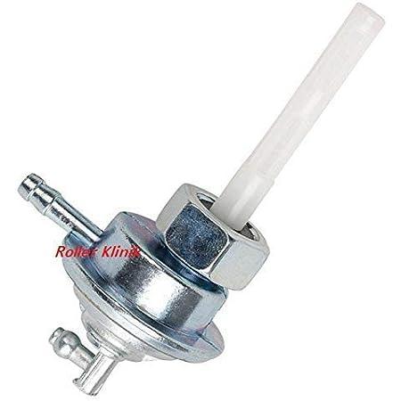 Benzinhahn Unterdruck Für 4 Takt China Roller Rex Adly Buffalo Boatian Ering V Click Mks Auto