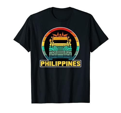Philippine Filipino Jeepney Creative Pride King Of The Road T-Shirt