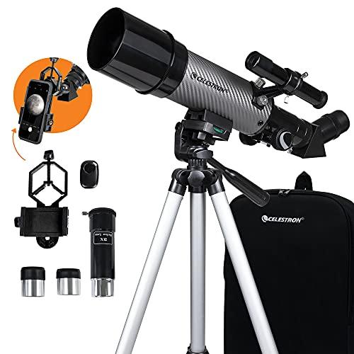 Telescopio marca Celestron