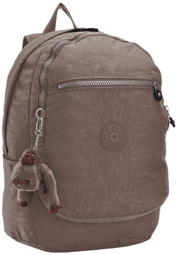 Kipling CLAS CHALLENGER K15016757 Damen Rucksack 26x36x21 cm, Braun (Monkey Brown)
