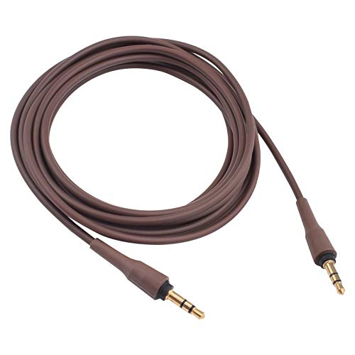 Alitutumao Repacement Audio Technica ATH-MSR7 Headphone Cable Extension Cord Compatible with Audio Technica ATH-MSR7 ATH-MSR7BK ATH-MSR7NC ATH-SR5BT Sony MUC-S12SM1 MDR1A Headphones