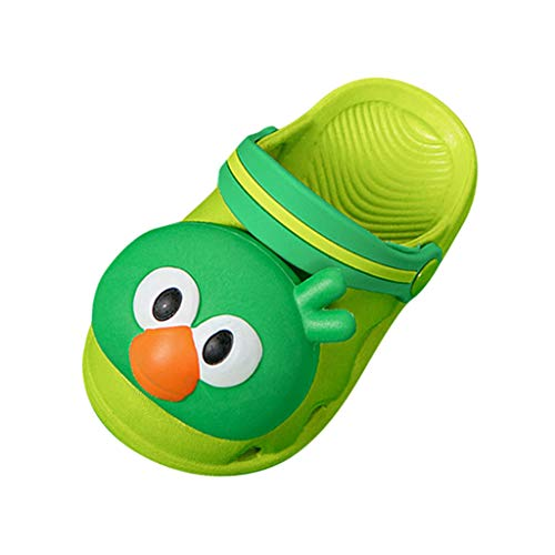 Sandalias De Dibujos Animados para NiñOs NiñA Zapatillas Baotou Antideslizantes De Verano Linda Forma Animal Zapatos De BañO PVC Calzado Casual Ligero Sandalias Deportivas De Fiesta Al Aire Libre