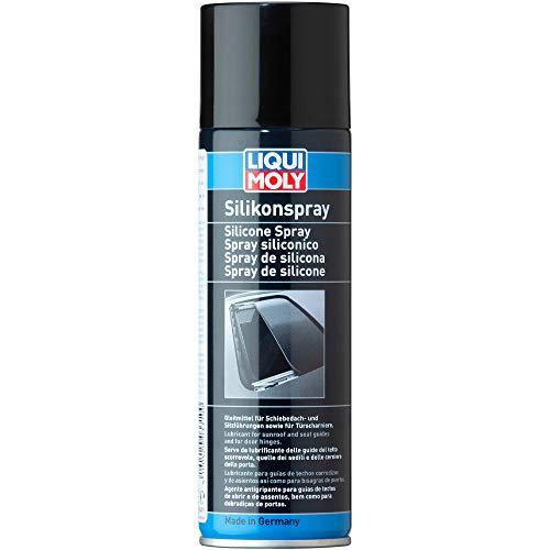 Liqui Moly 3310 - Spray de silicona, 300 ml