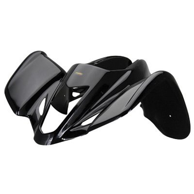 Maier Front Fender Black for Kawasaki KFX 400 2003-2006