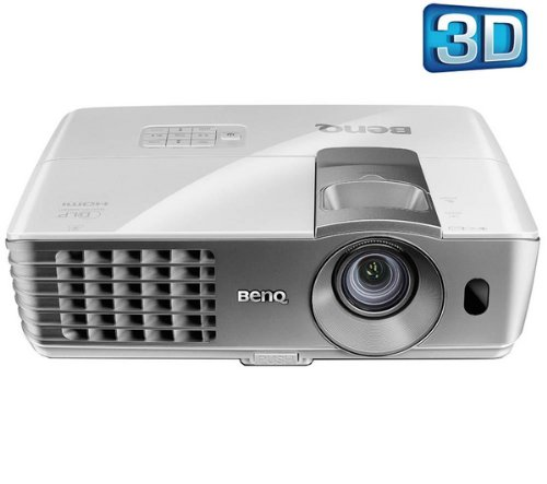 BENQ Videoproyector 3D W1070 + Cable HDMI 1.4 F3Y021BF2M - 2 m