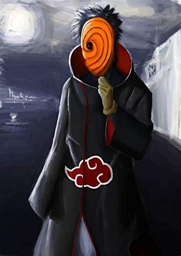Puzzle 1000 piezas Muchos estilos para elegir anime Naruto Naruto Art Painting en Juguetes y juegos Gran ocio vacacional, juegos interactivos familiares Rompecabezas de juguet50x75cm(20x30inch)