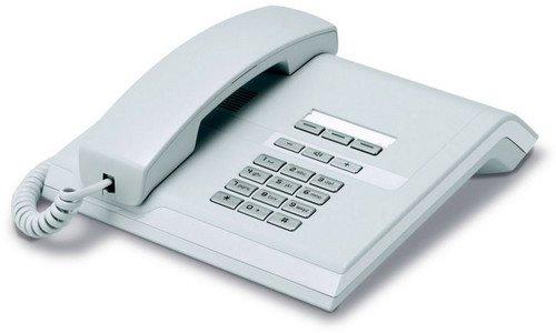 Siemens OpenStage 10T Systemtelefon eisblau