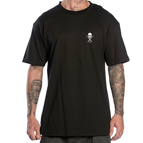 Sullen Clothing Herren T-Shirt - Standard Issue Schwarz (M)