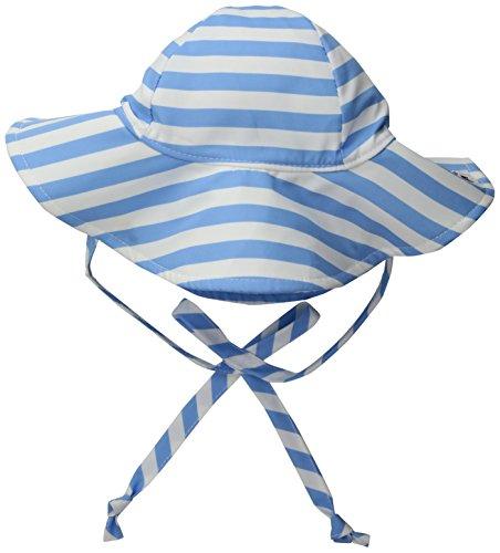 Flap Happy Floppy Hat, Sailor Stripe Small