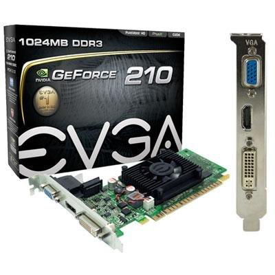 EVGA 01G-P3–1312-lr GeForce 2101GB GDDR3Tarjeta de Video