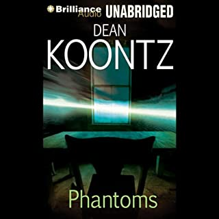 Phantoms audiobook cover art