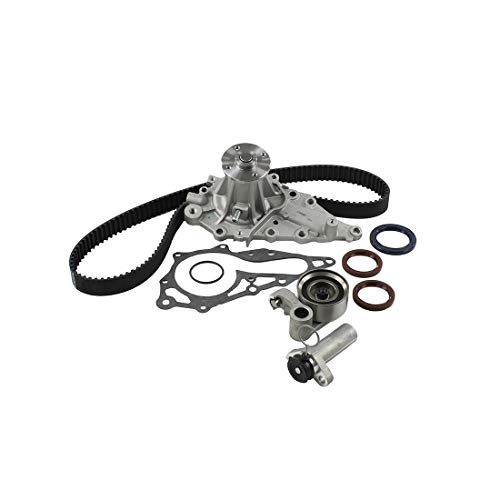 DNJ TBK952WP Timing Belt Kit with Water Pump for 1998-2005 / Lexus / GS300, IS300 / 3.0L / DOHC / L6 / 24V / 2997cc / 2JZGE