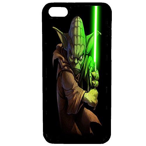 Aux prix canons–Etui Funda Carcasa antigolpes Yoda Star Wars iPhone 6Plus–6S Plus