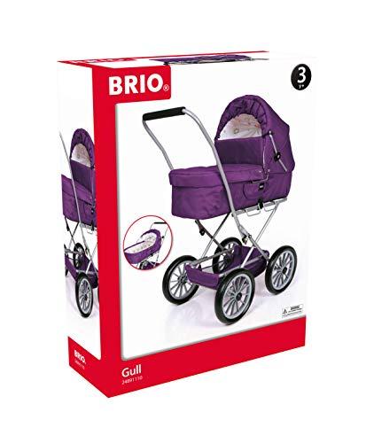 BRIO 10277 - Puppenwagen Klassik, violett