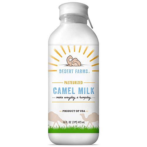 Kamieļu piens 500ml (saldēts) (4 pudeles)