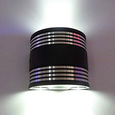 GAG-Spots muraux@Appliques de montage encastré LED/mini/lampe, métal moderne/contemporain LED , warm white